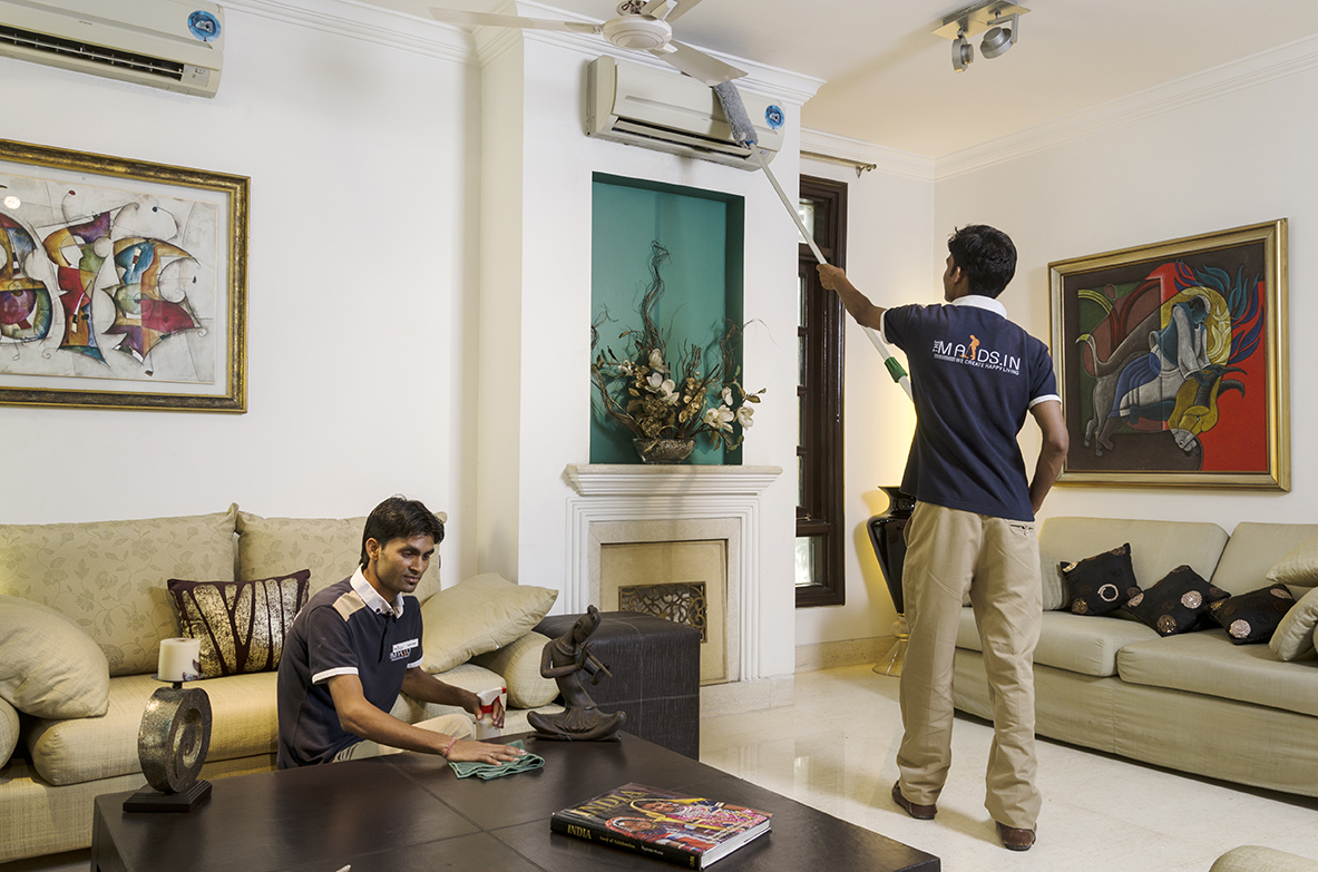 Professional Housekeeping And Cleaning Services In Delhi