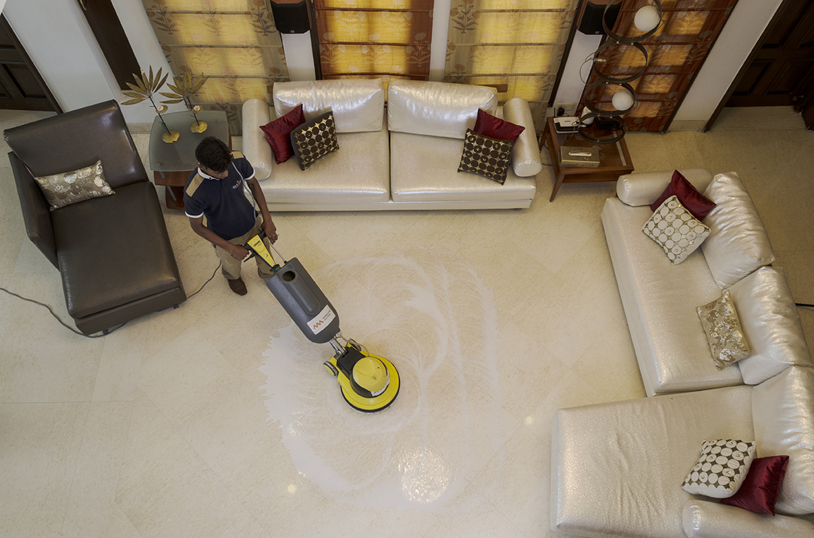 Benefits Of Professional Doorstep Marble Tile Cleaning Service