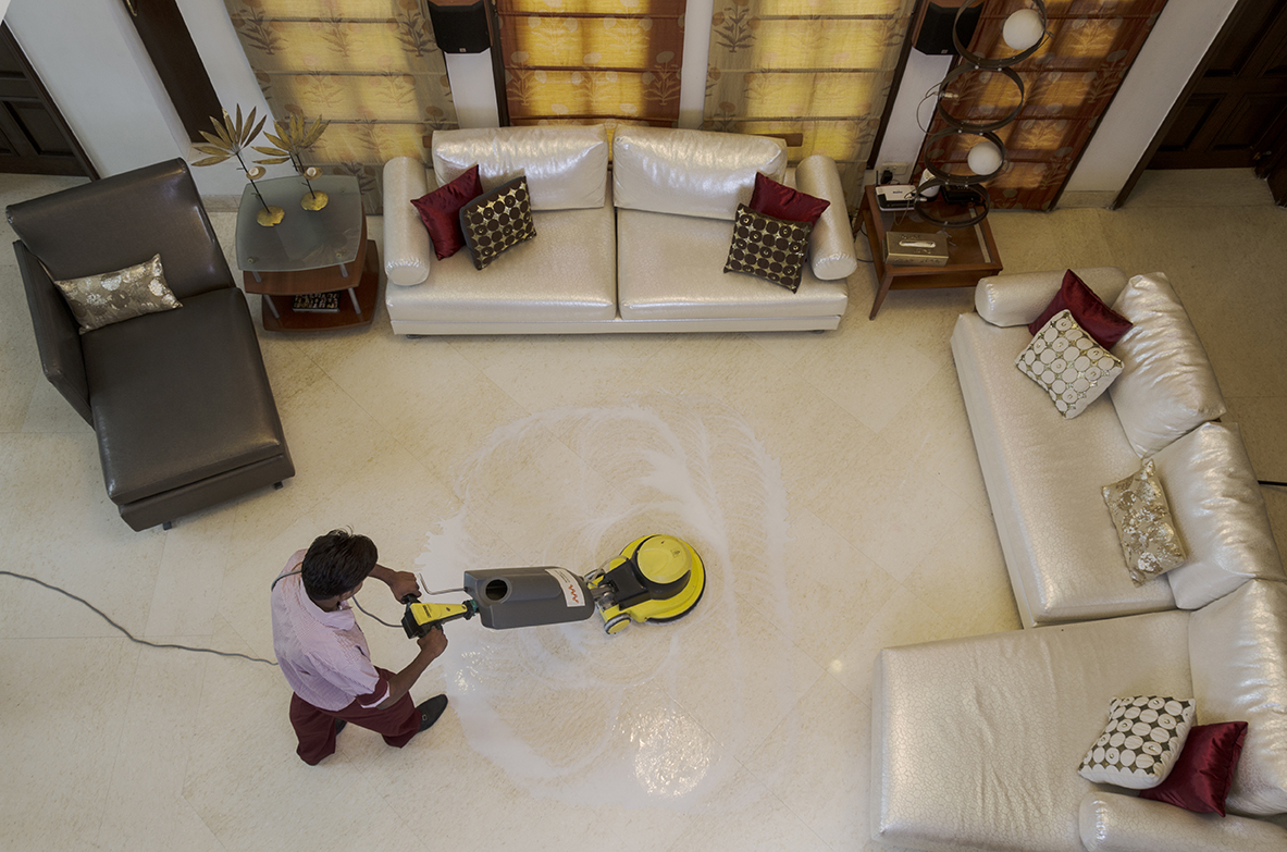Marble Cleaning Services : Housekeeping services professional and