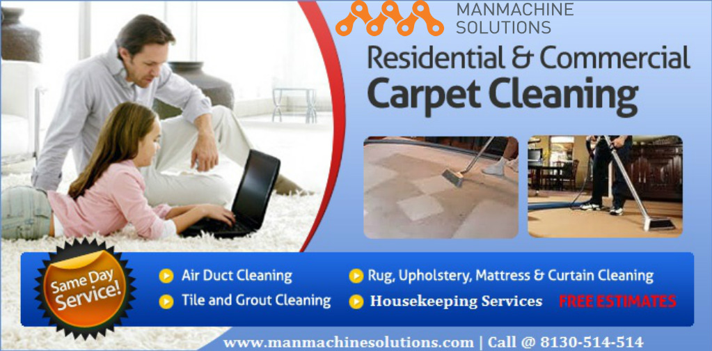 Commercial and Carpet Cleaning Services