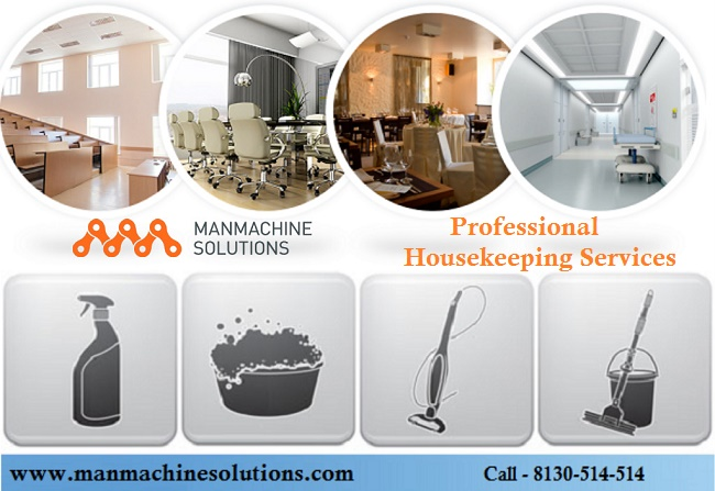 housekeeping Services manmachinesolutions