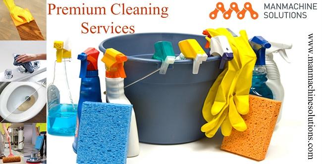 Premium cleaning service